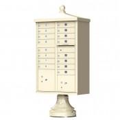16 Door Traditional Decorative CBU Mailboxes
