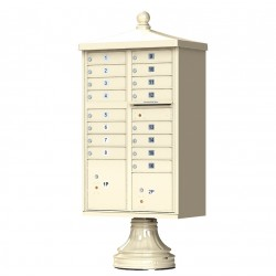 Traditional Decorative Cluster Box Units