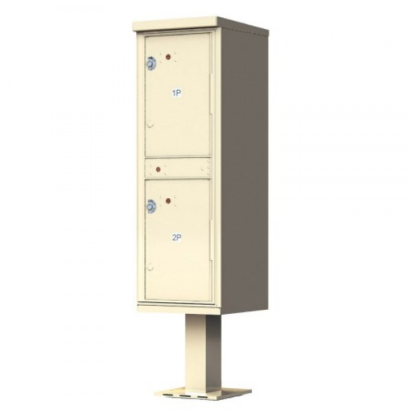 Florence Commercial Mailboxes - 2 Door 1590 CBU - 1590-T1