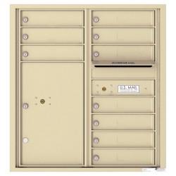 9 Door High Front Loading (33-3/4 in. High)