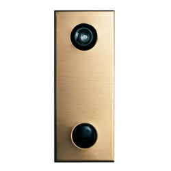 Mechanical Door Chime with Standard Viewer (Bronze) - 685104-01