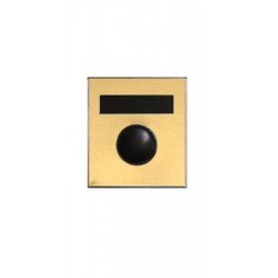 Economy Door Chime with Name Plate (Anodized Gold) - 687102-01