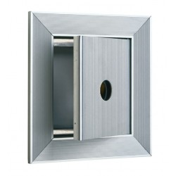 Key Keeper (Key Lock Box) - Recess Mounted - With Private Lock - KKPA