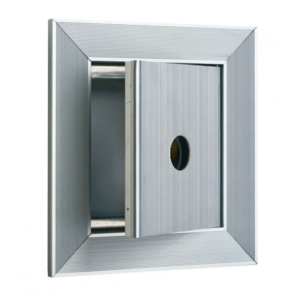 Key Keeper (Key Lock Box) - Recess Mounted - With Private Lock - KKPA