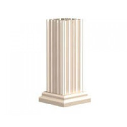 Classic Decorative Pillar Pedestal Cover for CBU Type 1 & 2 - VOGUEP128