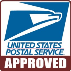 USPS-Approved